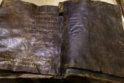 کشف انجیل ۱۵۰۰ ساله حاوی خبر ظهور پیامبر اسلام(ص)