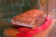 سنگی که میزبان سر امامحسین(ع) شد