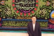 گزارش تصویری تشییع پیکر پیرغلام اهل بیت حاج اسماعیل وثاقی در تبریز