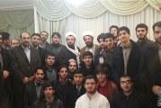 گزارش تصویری /حضور استاد عالی در هیئت جوانان منتظر مراغه-۹۲