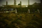 عکس/تصاویری از قبرستان بقیع