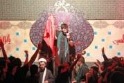 مراسم عزاداری شب های محرم ۹۴ هیأت جوانان منتظر مراغه(تمامی شب ها)