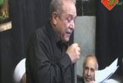 حاج داود علیزاده-مراسم طشت گذاری محرم ۹۴
