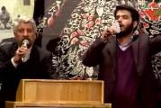 کلیپ مداحی حاج صادق آهنگران و میثم مطیعی در اختتامیه جشنواره عمار