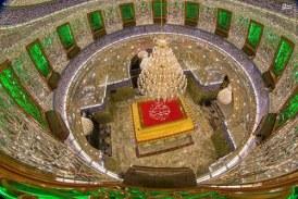 عکس/ نماهای بسیار دیدنی از حرم حضرت ابوالفضل (ع)
