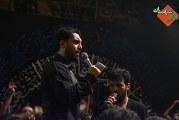 حمید علیمی و حسین عینی فرد-هیأت شهدای گمنام مراغه(ایام فاطمیه-اسفند ۱۳۹۴)