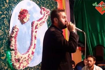 حاج جعفر صادقی-جشن میلاد امام حسن مجتبی (ع) ۱۳۹۵