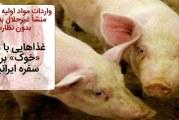 به کجا میرویم! غذاهایی با منشأ «خوک» بر سر سفره ایرانیان