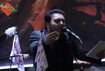 کربلایی علی داداشی-روضه حضرت ابوالفضل (ع)