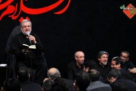 حاج مهدی خادم آذریان-ایام فاطمیه اول ۹۵