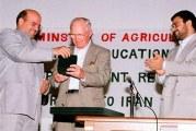 اسناد اقدامات ضدبشری بورلاگ و ردپای مامور راکفلر در کشاورزی ایران